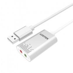 UNITEK USB-STEREO AUDIO...