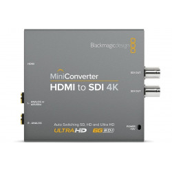 BLACKMAGIC HDMI-SDI 4K MINI...