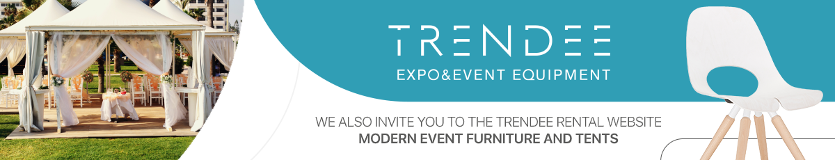 E-Rental of event furniture and tents